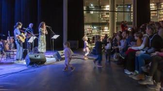 Deichman Bjørvika - the new public library of Oslo, Norway