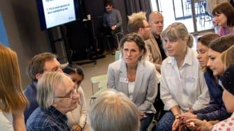 Samtal vid Svenska missionsrådets årsmöte 2019