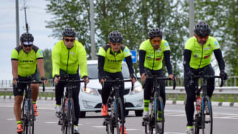 Team Fastest X Europe etapp 8 cykling