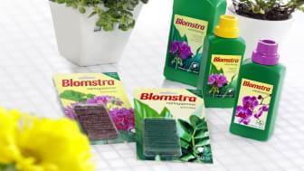 Blomstras näring får hem och trädgård att grönska och blomma!