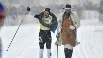 Britta Johansson Norgren vann Vasaloppet 2019