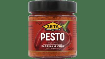 Pesto med sting från Zeta