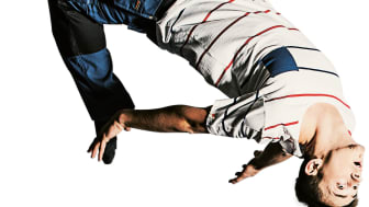 Ny stretchkollektion arbetsbyxor tänjer på gränserna för full rörelsefrihet på jobbet