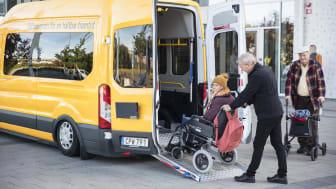 Nya regler för serviceresor ska höja servicenivån