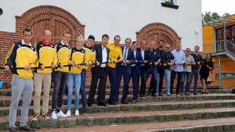 Eine Stadt - ein Team: Gemeinsam für den Spitzensport in Leipzig - Foto: Andreas Schmidt
