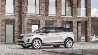 Knivskarp pris på ny Range Rover Evoque