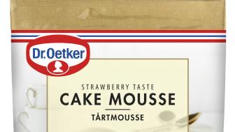 Cake Mousse Strawberry