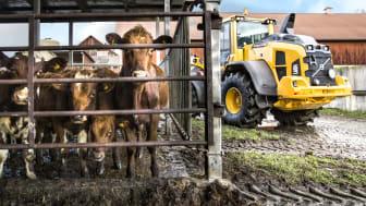Fler lantbrukare  köper nya maskiner