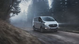 Ford Transit Custom Active 2020