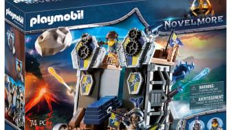 Novelmore Mobile Katapultfestung (70391) von PLAYMOBIL