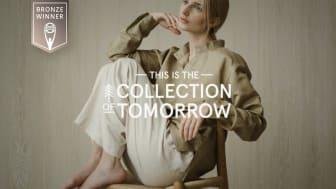 The Collection Of Tomorrow er et innovasjonsprosjekt Bergans startet sammen med den finske fiberprodusenten Spinnova. I dag fikk det heder i Clio Awards. Foto: Anna Torst Saatvedt / Bergans