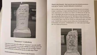Monicas runstenar presenteras i kulturtidskriften Periferi