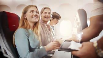 Passagerare ombord Norwegian