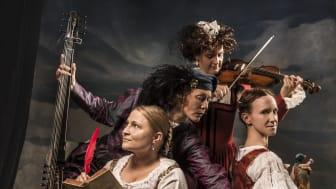 Operabyrån med Sångfågeln. Foto Elisabeth Ohlson Wallin.