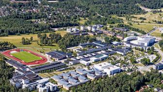 Sensorer ska göra Campus Örebro ännu smartare