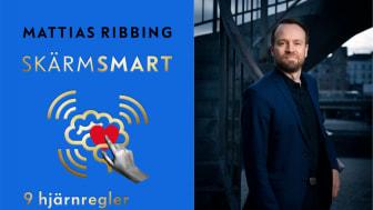 Ny bok ute idag: Skärmsmart!