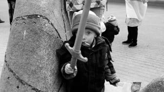 Kampen för det fria ordet i Ryssland och Ukraina