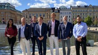 Gigger AB är medgrundare till Plattformsföretagen