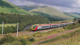 Journey through Cumbria with Virgin Trains' railway day at Carlisle