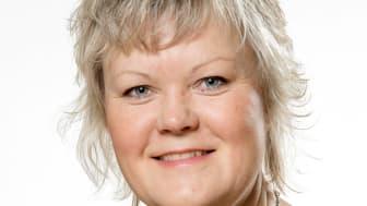 Nina Höijer (S), regionråd Region Örebro län och en av de sammankallande i styrgruppen för Mälardalsrådets En Bättre Sits-samarbete. Foto: Region Örebro län.