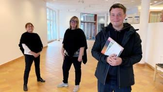 Theo Elias Lundgren får Höga Kusten-stipendiet 2020