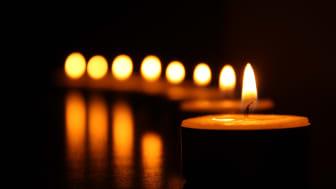 Pressinbjudan: Välkommen till Sjösala fritidsgård för en kväll där vi minns förintelsens offer