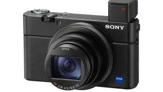 Sony Brings New Level of Power to Premium Compact Camera Line-up with introduction of the RX100 VII; Alpha 9 performance in your pocket