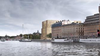 DEBATT: Därför är Blasieholmen fel plats för Nobel Center