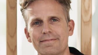 Andreas Säfström, Head of Design & User Experience på Ericsson, är ny medlem i Ung Svensk Form-juryn
