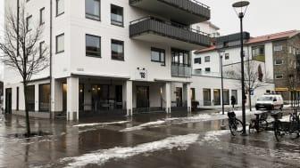Lokalen i Varberg. Foto: Fredrik Olsson