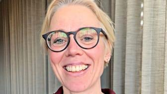 Annika Wilén, ny projektutvecklare på HSB Göteborg.