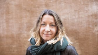 Författarfoto, Camilla Prell- Weichl