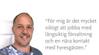Carl-Johan Örnberg, ny förvaltare på Videum AB