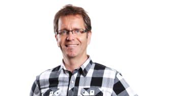 Nils Vernersson, affärsområdeschef Omvärldsbevakning, Svensk Byggtjänst