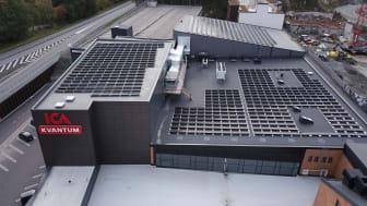 Ny solenergi till Nya Hovås