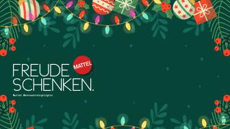 Mattel Weihnachtshighlights