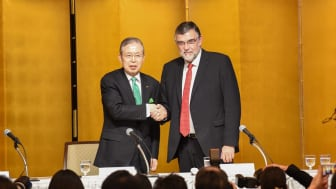 Nidec and Groupe PSA to Sign Joint Venture Agreement for Automotive Electric Traction Motor