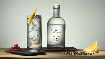 Historic achievement: Hernö Gin awarded World's Best Gin & Tonic by IWSC. Twice.