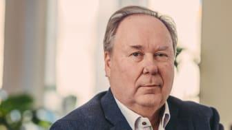 Lennart Petersson, tillförordnad VD och koncernchef i Assemblin-koncernen