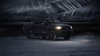 Ford Ranger Black Edition Svalbard