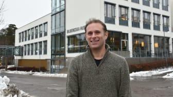 Magnus Engwall, professor i biologi, Örebro universitet.
