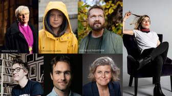 Klimatkväll på Bokmässan i höst – idag släpps biljetterna