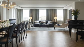 Grand Hôtel re-launches the most impressive suite in Sweden