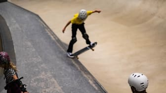 Inkluderande skateparker–så kan fler våga testa brädan i det offentliga rummet