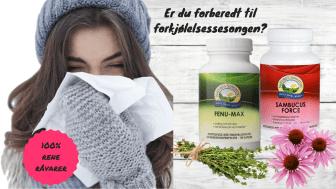 Støtt immunforsvaret ditt med naturlige hjelpemidler