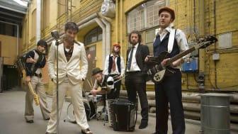 Faela – nominerad till priset för Årets Grupp i Folk & Världsmusikgalan 2012