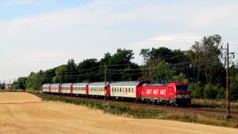 Nu öppnar bokningen för nattåget Stockholm – Malmö – Berlin