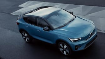Volvo C40 Recharge Driving Footage