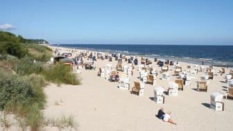 Timmendorfer Strand, Baltic Sea, Germany