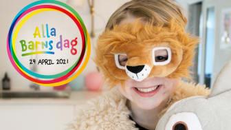 Butterick's uppmuntrar till maskerad på Alla barns dag